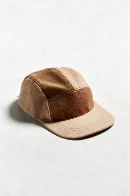 UO Fleece 5-Panel Hat
