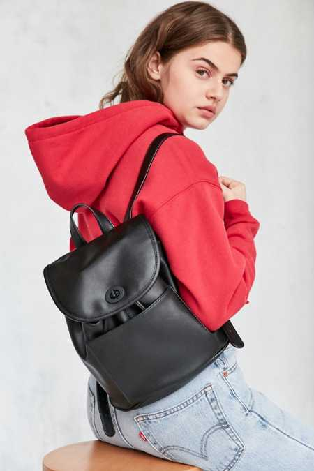 Classic Turn Lock Backpack