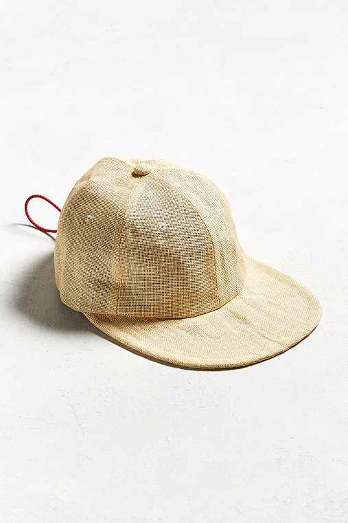 Sublime Papercloth Travel Hat,TAN,ONE SIZE