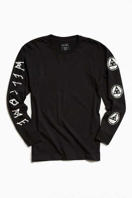 Welcome Binary Long Sleeve Tee