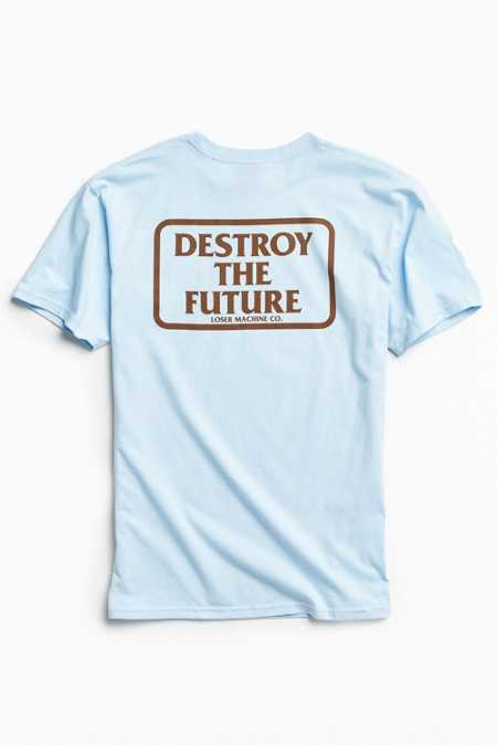 Loser Machine Destroy Box Tee