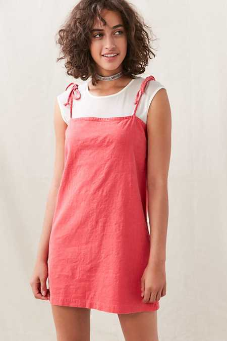 Urban Renewal Remade Tie Shoulder Slip Dress