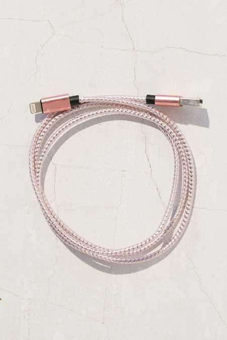 3-Ft Metallic Lightning Cord
