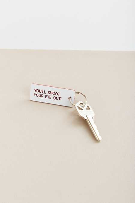Various Keytags Holiday Keychain