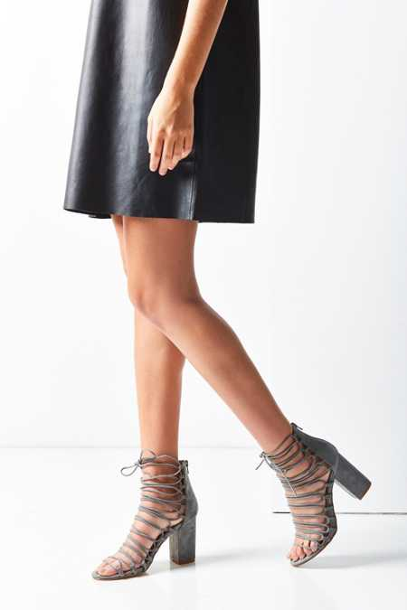 Jessica Lace-Up Heel