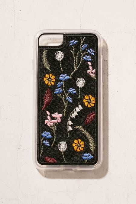 Zero Gravity Gather Embroidered iPhone 7 Case