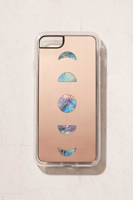 Zero Gravity Rose Gold Moonlight iPhone 7 Case