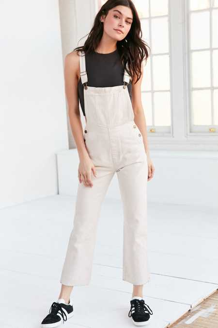 Rolla's Original Denim Overall - Cream