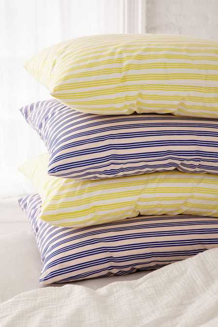 Mini Stripes Pillowcase Set