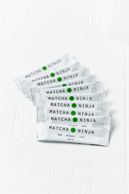 Matcha Ninja Cold Brew Matcha Tea Packets