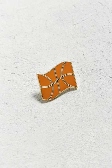 Valley Cruise Press X Eivind Molvaer Basketball Flag Pin
