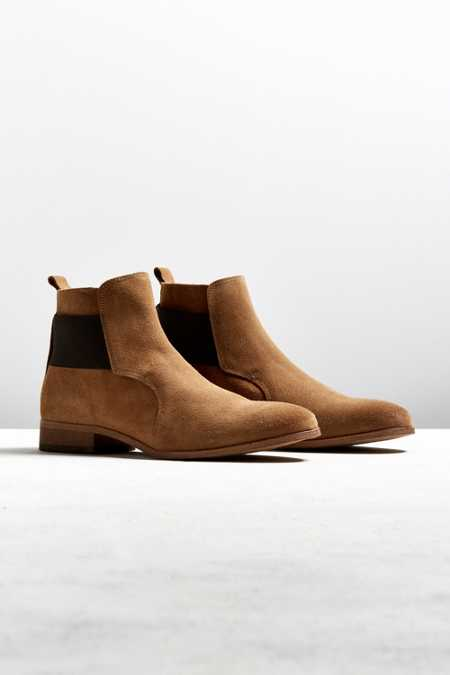 Shoe The Bear Taro Suede Chelsea Boot