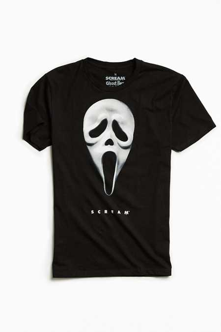 Scream Mask Tee