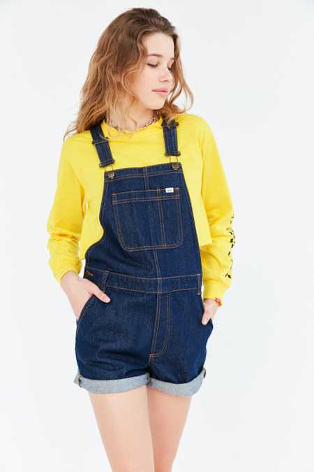 Vans & UO Denim Shortall Overall