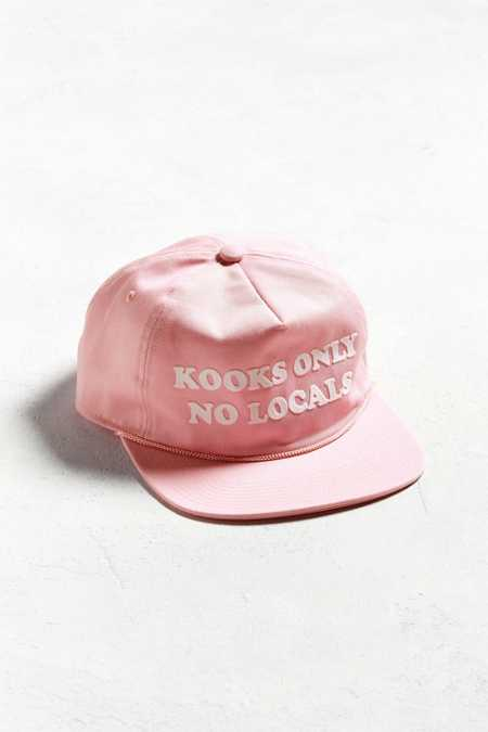 Coal The Kooks Baseball Hat