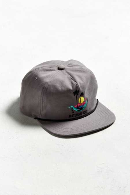 Coal Watering Hole Baseball Hat
