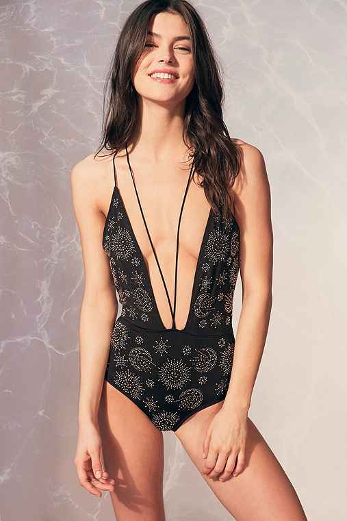 Beach Riot Eclipse One-Piece Swimsuit