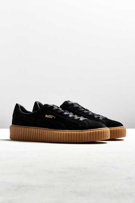 Puma Fenty by Rihanna Men's Suede Creeper Sneaker