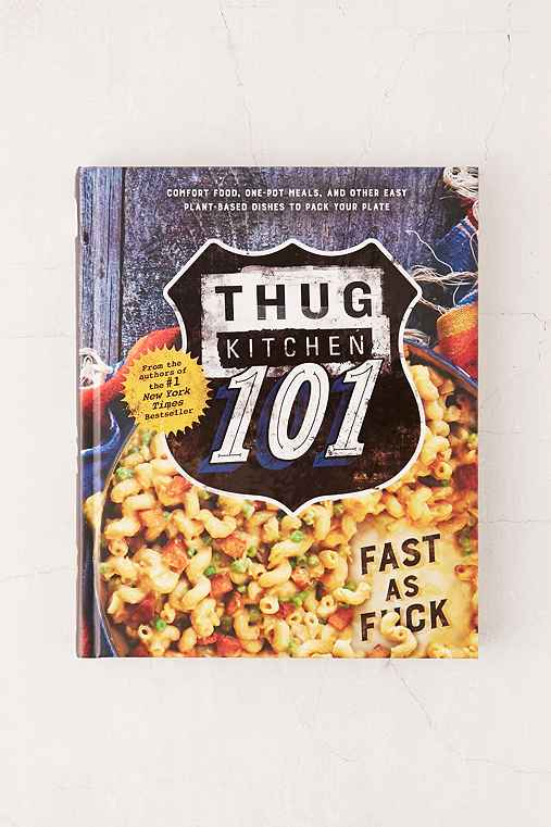 Thug Kitchen 101 By Thug Kitchen,ASSORTED,ONE SIZE
