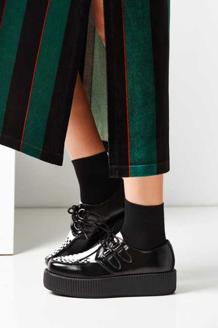 T.U.K. Low Viva Creeper Shoe