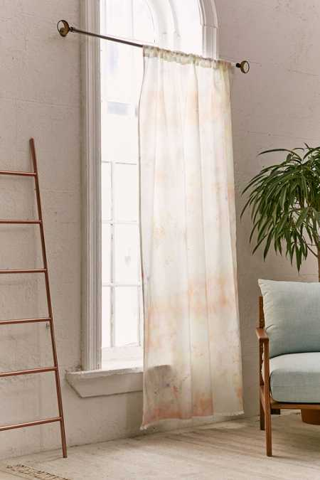 Speckle Dye Curtain