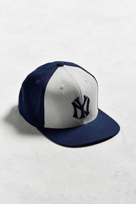 American Needle Big Show NY Yankees Baseball Hat