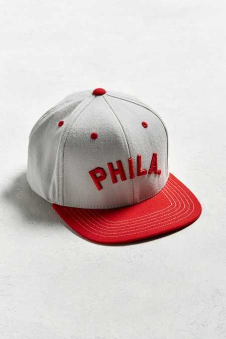 American Needle Big Show Phillies Baseball Hat