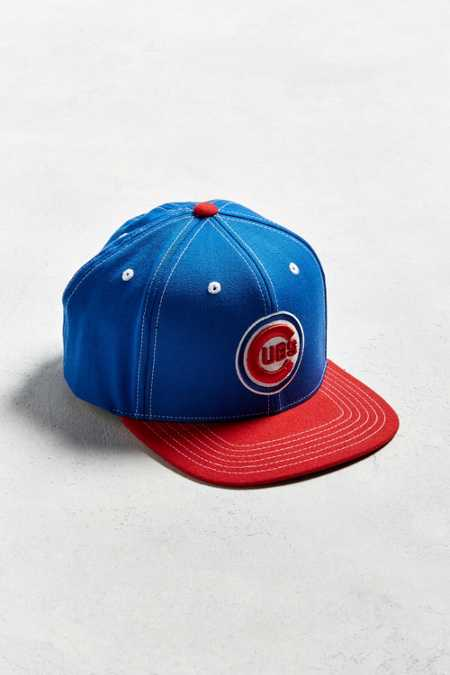 American Needle Big Show Chicago Cubs Baseball Hat