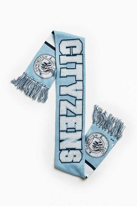 '47 Brand Manchester City Scarf