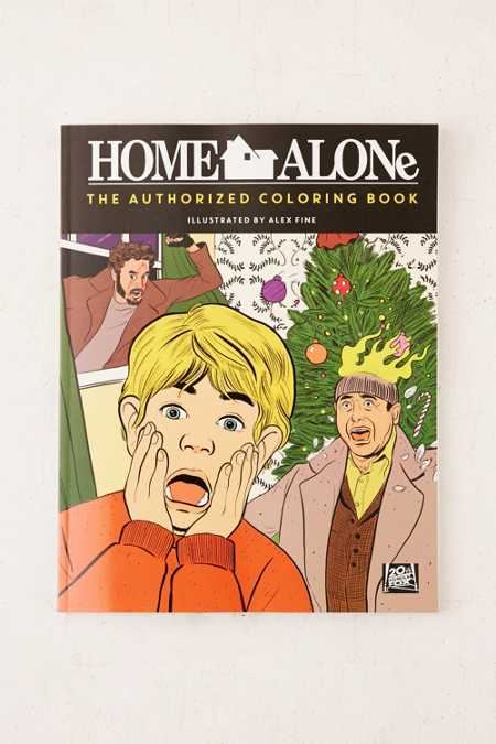 Home Alone: The Authorized Coloring Book By Twentieth Century Fox