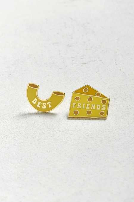 Magic Society Mac N' Cheese Pin Set