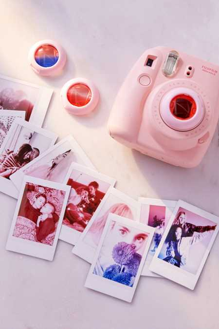 Mini Instax Love Filter Lens Set