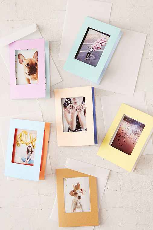 Instax Card Set,MULTI,ONE SIZE
