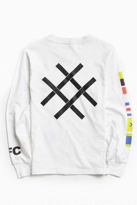 Lucid FC Nautical Flags Long Sleeve Tee