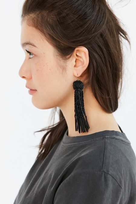 Vanessa Mooney Charlize Tassel Earring