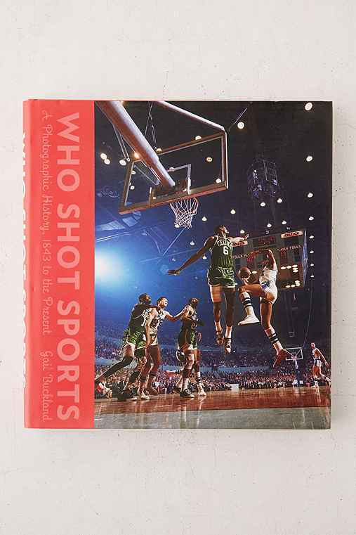 Who Shot Sports: A Photographic History, 1843 To The Present By Gail Buckland,ASSORTED,ONE SIZE