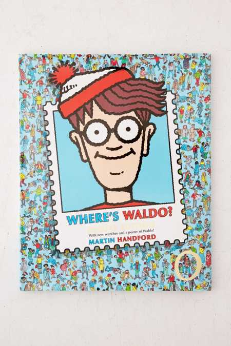 Where's Waldo?: Deluxe Edition By Martin Handford