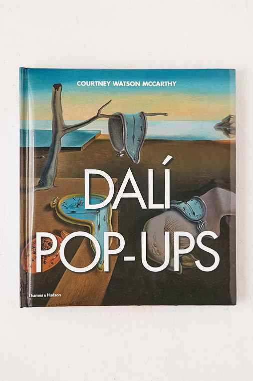 Dali Pop-Ups By Martin Howard,ASSORTED,ONE SIZE
