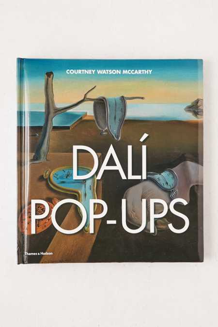 Dali Pop-Ups By Martin Howard