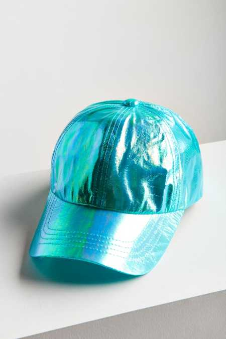 Holographic Baseball Hat
