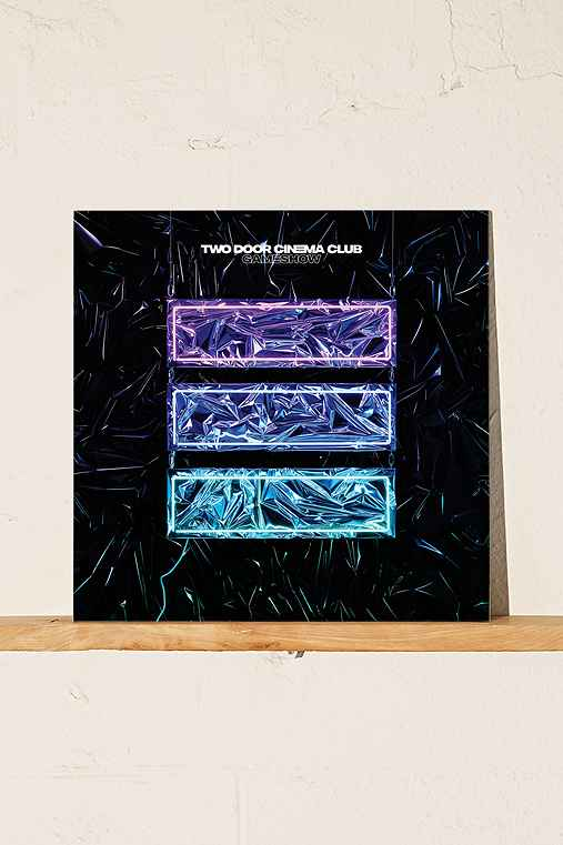 Two Door Cinema Club - Gameshow LP,BLACK,ONE SIZE