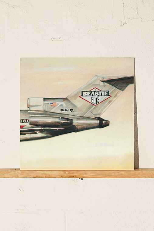 Beastie Boys - Licensed To Ill LP,BLACK,ONE SIZE