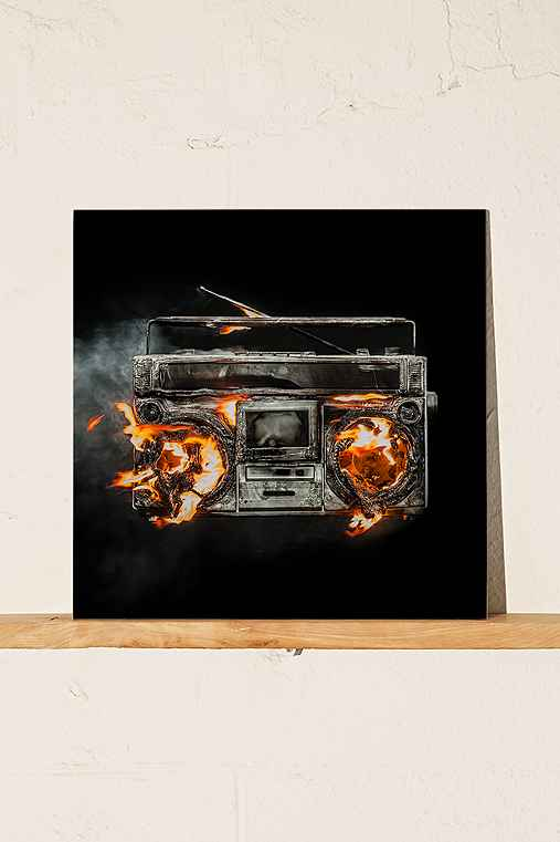 Green Day - Revolution Radio LP,BLACK,ONE SIZE