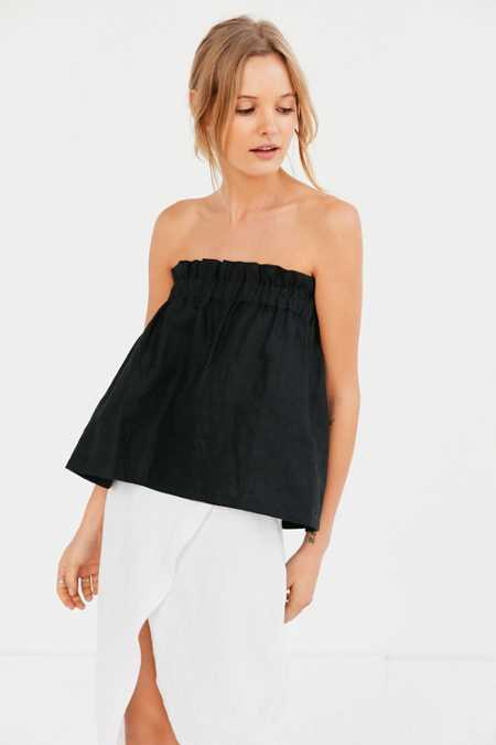 SIR The Label Sibyl Strapless Top