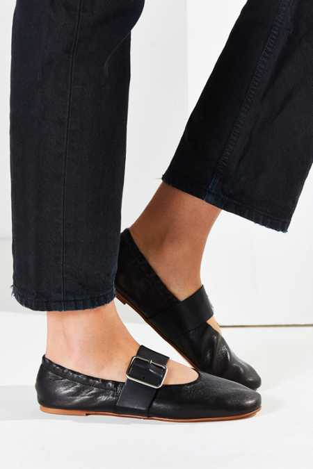 Vagabond Nea Leather Flat