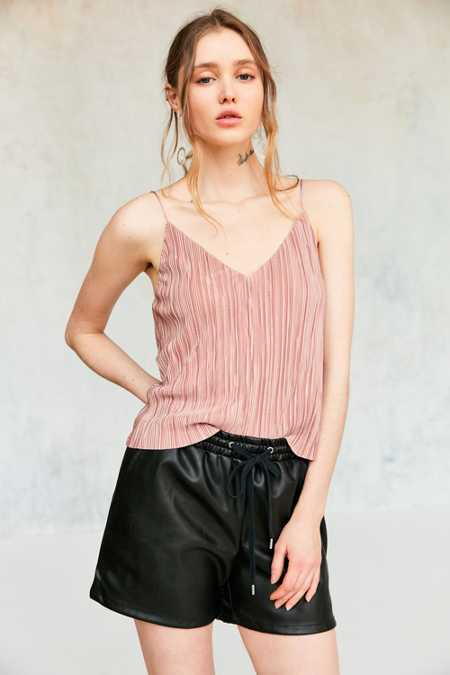 Silence + Noise Baby Pleat Slip Cami