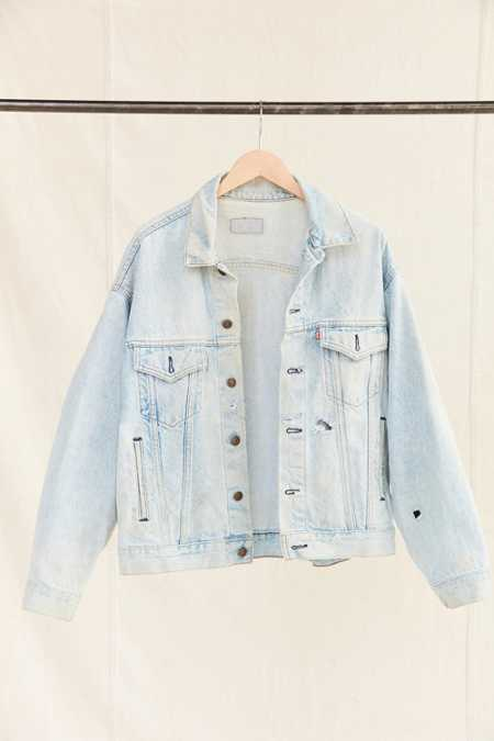 Vintage Levi's Light Wash Jacket