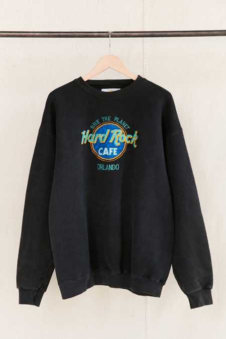 Vintage Hard Rock Cafe Orlando Sweatshirt