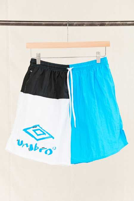 Vintage Umbro Color Block Short