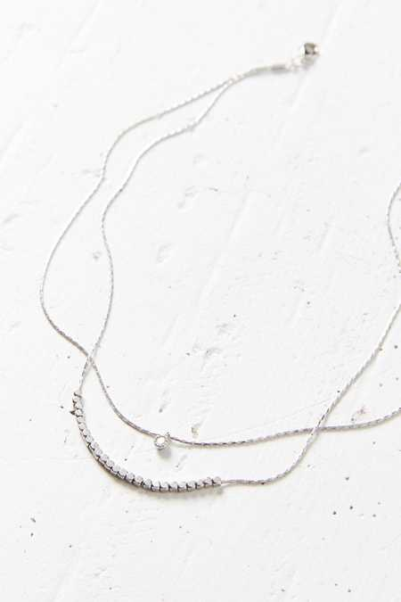 Grace Short Layering Necklace